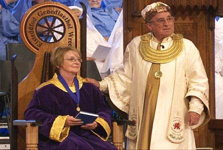 Manon Rhys enillodd Fedal Ryddiaith Eisteddfod Wrecsam a'r Fro 2011