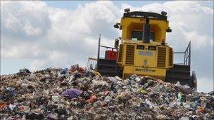 Great Blakenham landfill