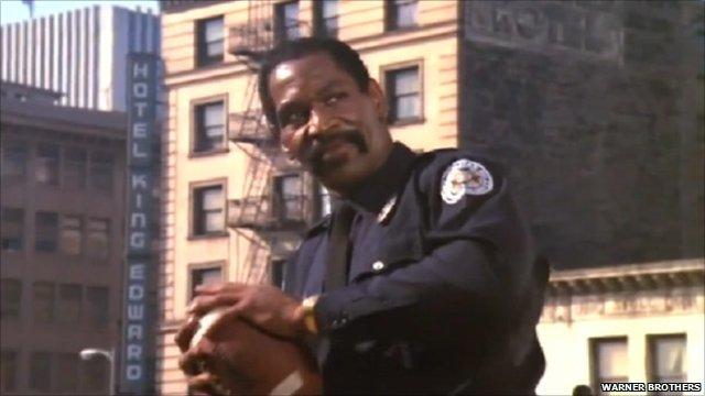 police academy actor bubba smith dies bbc news. Black Bedroom Furniture Sets. Home Design Ideas