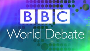 BBC World Debate