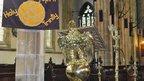 Eagle pulpit