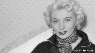 Ruth Ellis, the last woman to be hanged in the UK