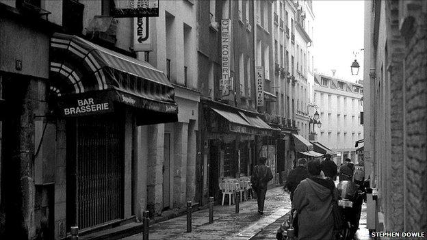 Rue du Coq d'Or