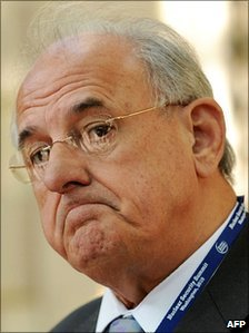 Nelson Jobim, April 12 2010.