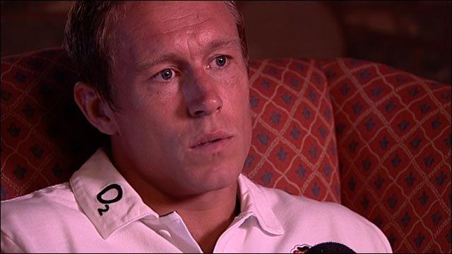 England's Jonny Wilkinson