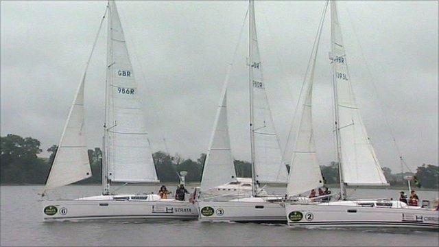 Fastnet Race contenders