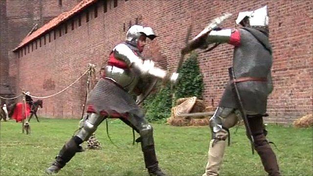 Medieval Knight Battles