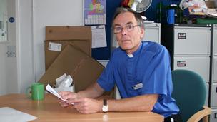 The Rev David Farley
