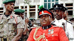 Major Johnny Paul Koroma