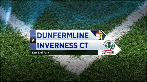 Highlights - Dunfermline 3-3 Inverness CT