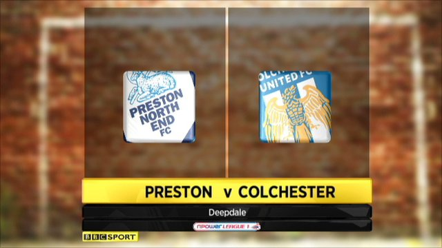 Preston 2-4 Colchester