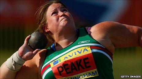 Rebecca Peake