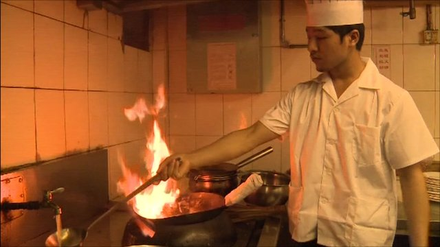 Chef in China