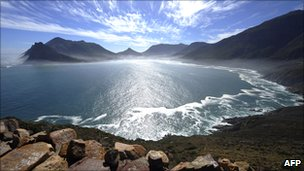 Hout Bay, near Cape Town