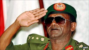 Gen Sani Abacha