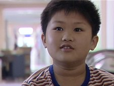 Ten-year-old Shotoro