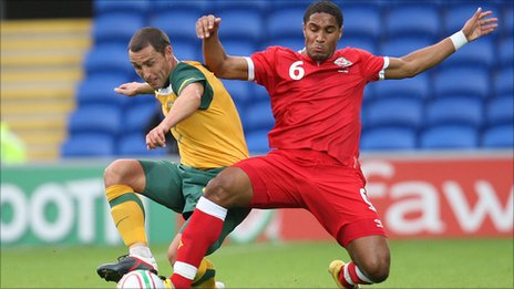 Wales v Australia: photo linked from bbc.co.uk