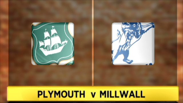 Plymouth 0-1 Millwall