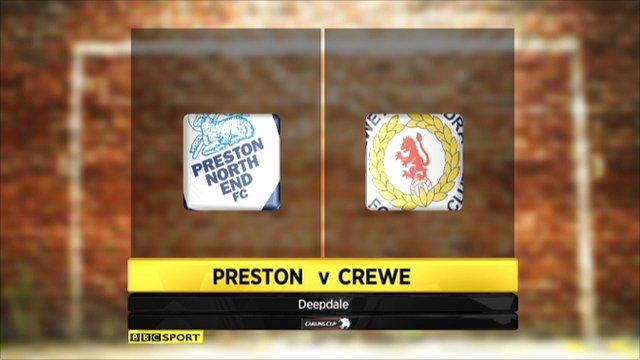 Preston 3-2 Crewe