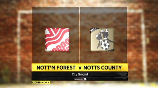 Nottingham Forest 3-3 Notts County (4-3 pens)