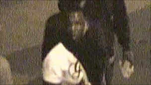 CCTV picture of man wanted over an alleged serious assault in Ealing