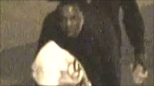 Suspect in Ealing assault