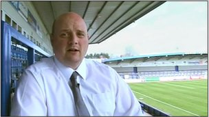 Lee Carter, AFC Telford United Chairman
