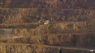 Mines in India