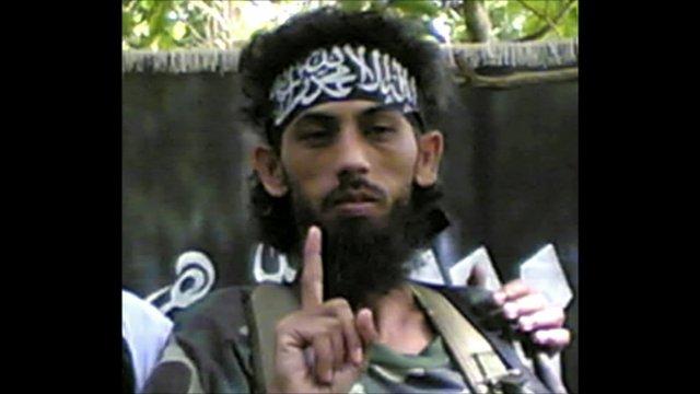 Bali bombing suspect Umar Patek