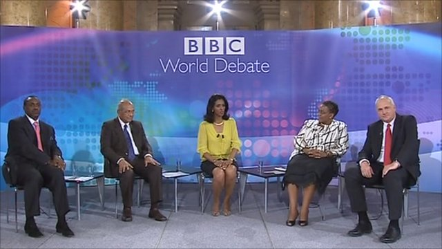 BBC World Debate Vienna