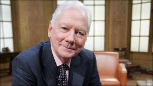 Broadcaster Gay Byrne
