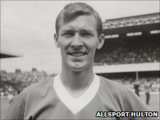 Aug 1967: Alex Ferguson, new signing for Glasgow Rangers, from Dunfermline