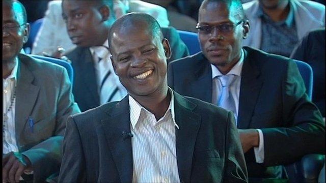 BBC World Debate in Zambia