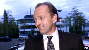 Sir Hugh Orde in 2002