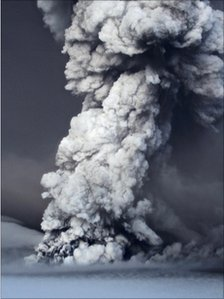 Grimsvotn eruption
