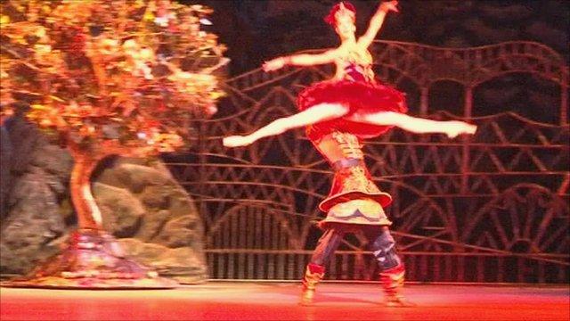Marinsky Ballet Company in Covent Garden