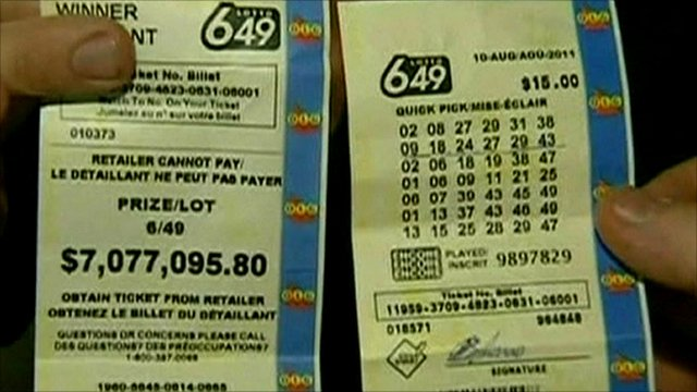 How To Win The Lottery Canada