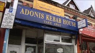 Adonis Kebab House