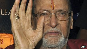 Bollywood star Shammi Kapoor dies