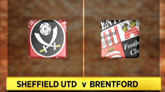 Sheffield United 2-0 Brentford