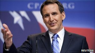 Tim Pawlenty - 19 February 2010 file photo