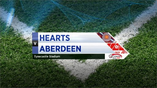 Highlights - Hearts 3-0 Aberdeen