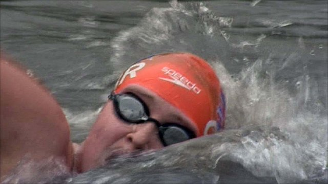 London 10km Open Water Swim