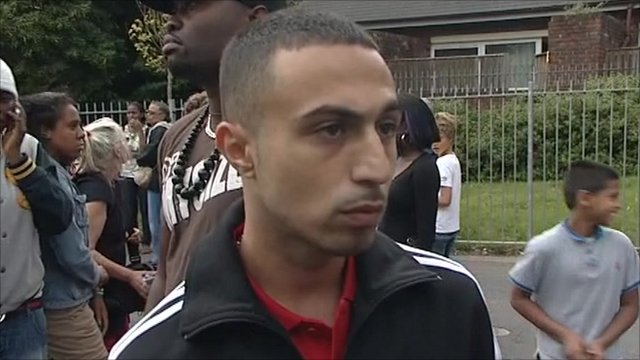 Actor Adam Deacon