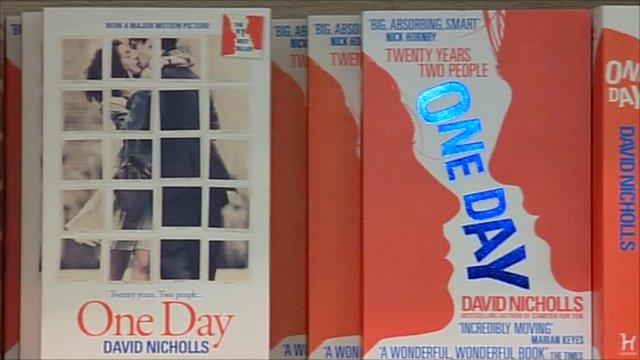 One Day by David Nicholls sold more than one million copies in the UK alone