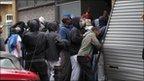 Hackney riots
