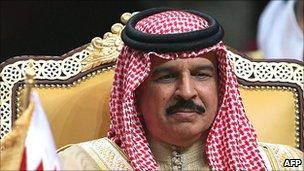 Sheikh Hamad bin Isa Al Khalifah