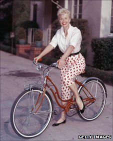 Doris Day in the late 1950s