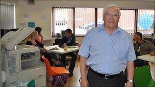 Roger Fern, Umbrella Trust