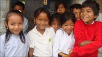 Children in Ecuador